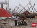 Relawan FPI Ikut Evakuasi Korban Tsunami Selat Sunda