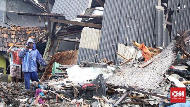 Belajar dari Tsunami Selat Sunda, Pesisir Perlu Diatur Ulang