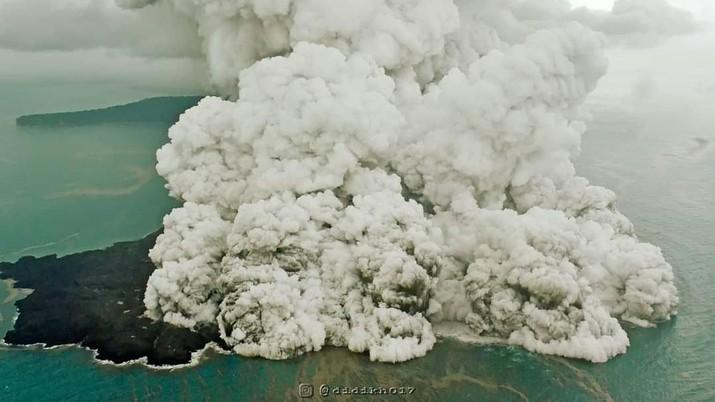 Ternyata, Tsunami Selat Sunda Sudah Diprediksi Sejak 2012