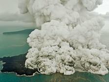 Hati-hati! Masih Ada Potensi Tsunami di Pesisir Selat Sunda