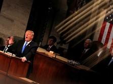 Penutupan Pemerintah AS Masuk Pekan Ke-3, Trump Masih Ngotot