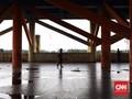 FOTO: Shelter Tsunami di Pandeglang yang Terbengkalai