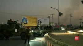 VIDEO: Kelompok Teroris Serbu Kementerian PNS Afghanistan