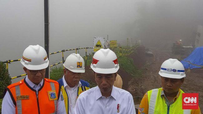 Jokowi Ungkap Alasan Genjot Infrastruktur