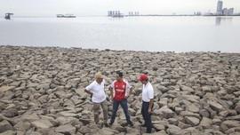 DKI Ganti Istilah Pulau Reklamasi Jadi Lahan Kategori Daratan