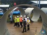 Kabar Baik! 2 Bendungan Anti Banjir Jakarta Selesai Juni 2021