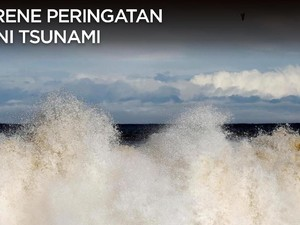 RI Berduka, Tsunami Banten-Lampung Telan Ratusan Korban Jiwa