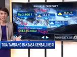 Tiga Tambang Direbut Jokowi Dari Asing
