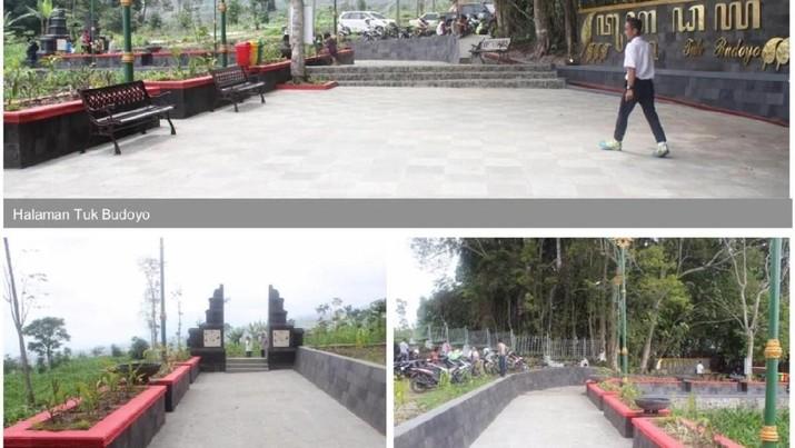 Kementerian PUPR Tata Kawasan Tuk Budoyo & Candi Mendut