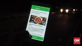 Pilih Makanan di Grab Food Semudah 'Swipe' Ala Tinder