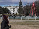 Kecemasan Gedung Putih Usai Trump Positif Covid-19
