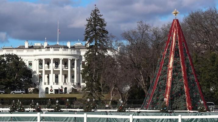 Pengakhiran Penutupan Pemerintahan AS Masih Temui Jalan Buntu