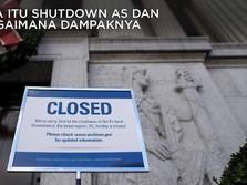 Melihat dari Dekat Penutupan Pemerintahan AS