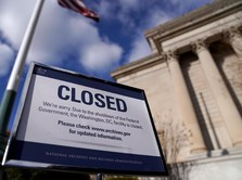 Awas, Bayang-bayang Penutupan Pemerintah AS Datang Lagi