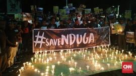 139 Pengungsi Konflik Nduga Papua Tewas di Pengungsian