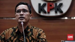 KPK Ingatkan Lagi Pemindahan Napi Korupsi ke Nusakambangan