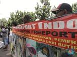 Jokowi Diminta Buka-bukaan Soal Freeport di Debat II Pilpres
