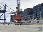 Ekspor RI ke China & AS Makin Loyo, Akibat Trade War?