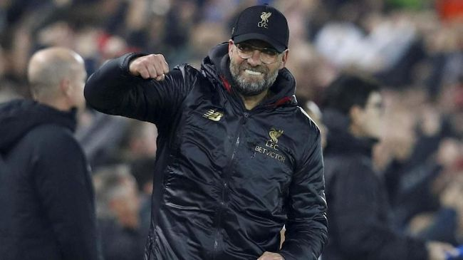 Klopp Sebut Liverpool Tak Belanja Pemain di Januari
