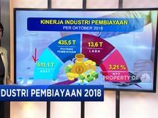 Industri Pembiayaan Masih Didominasi Sektor Konsumsi di 2018