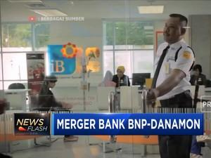 BEI Beri Notasi Khusus Emiten Bermasalah, BDMN & BBNP Merger