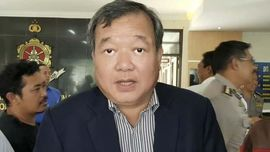 Polisi Segera Tentukan Status Anggota Exco PSSI Johar Lin Eng