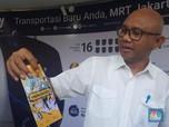 'Kereta MRT Jakarta Bagaikan PlayStation'