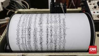 Gempa Magnitudo 5,4 Guncang Prancis, 4 Orang Luka-luka