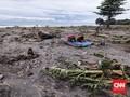 Mensos: Seluruh Wilayah Terdampak Tsunami Sudah Bisa Diakses