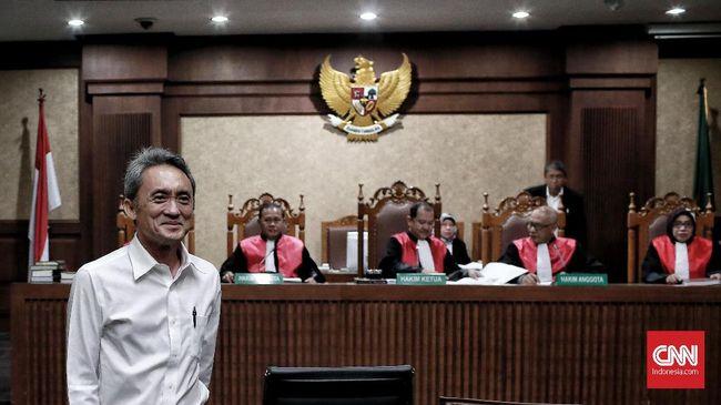 Suap Eddy Sindoro, KPK Bakal Buktikan Kepentingan Lippo Group