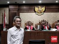 Suap Panitera PN Jakpus, Eddy Sindoro Dituntut 5 Tahun Bui