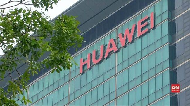 AS Tuduh Huawei Menipu Bank dan Curi Rahasia Dagang