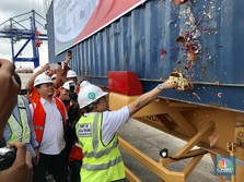 Kuala Tanjung Bisa Pangkas Waktu Ekspor Produk Indonesia
