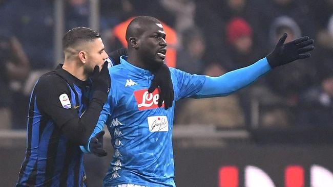 Inter Dihukum Tanpa Suporter, Liga Italia Tetap Berlanjut