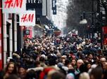 Warga Inggris Ramai-ramai Berburu Diskon di Boxing Day
