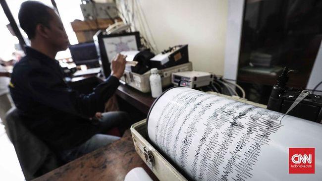 Gempa Magnitudo 4,2 Guncang Sulsel, Tak Berpotensi Tsunami