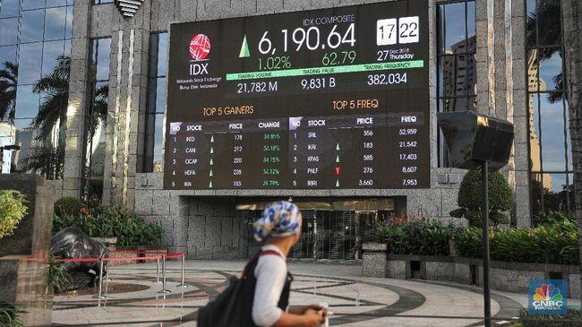 GIAA IHSG IKAI Simak, Stock Split dan Ekspansi Kredit Warnai Kabar Emiten