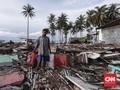 Horor di Pasar Malam dan Insting Yusron Hadapi Tsunami Banten