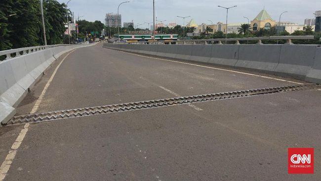 Perbaikan Flyover Cengkareng Diperpanjang, Dibuka 7 Januari