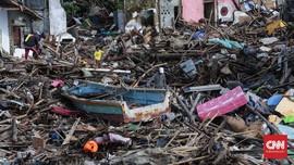 431 Korban Tewas Akibat Tsunami Selat Sunda