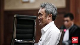 Eddy Sindoro Bantah Suap Panitera PN Jakarta Pusat