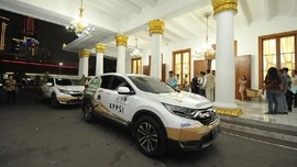 Honda CR-V Tuntas Keliling Indonesia