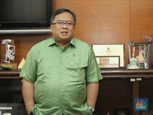 Menteri Bappenas Sebut Produktivitas Tenaga Kerja RI Rendah