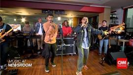 Music at Newsroom: Laze 'ONAR' - 'Mengerti'