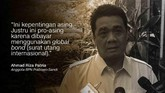 Ahmad Riza Patria, Anggota BPN Prabowo-Sandi.