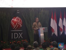 Penjelasan Lengkap Jokowi Soal IHSG dan Ekonomi RI 2018