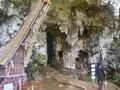 Wisata Mistis ala Makam di Gua Toraja