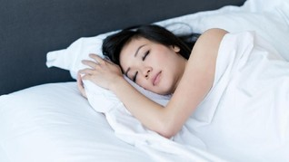 Waktu Tidur Terbaik Agar Tubuh Tak Kelelahan