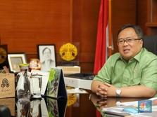 Bos Bappenas Bicara Ekonomi RI 5% dan Kartu Sakti Jokowi