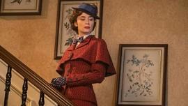 Ulasan Film : 'Mary Poppins Returns'